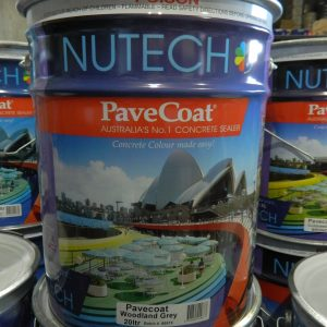 Nutech PaveCoat Coloured Sealer