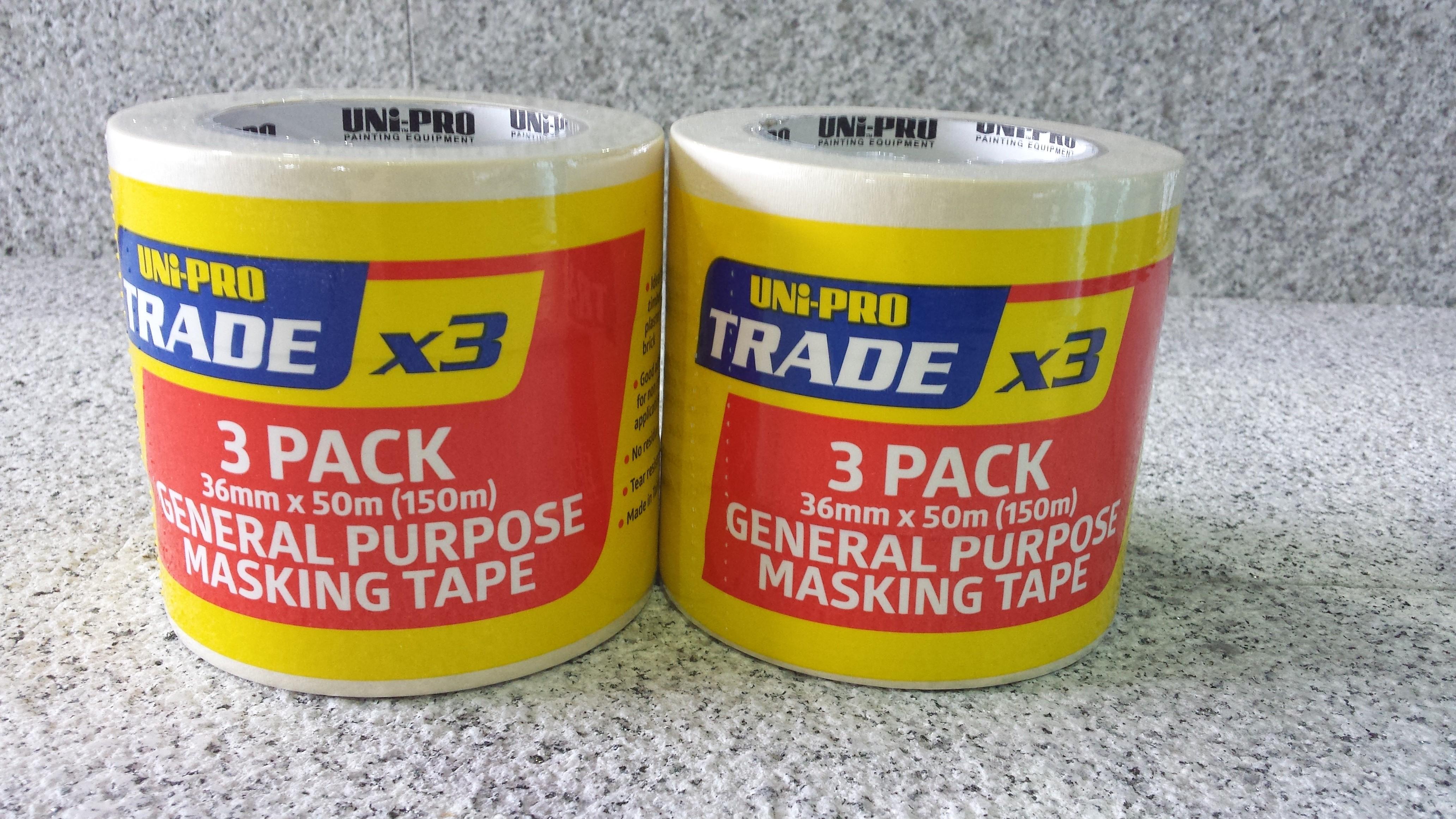 Masking Tape 3pk