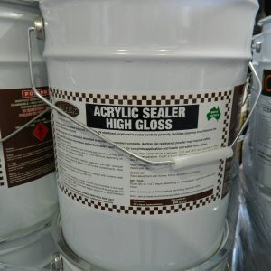 Ad-Tex Acrylic High Gloss Sealer