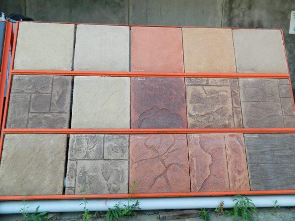 CCS Coloured Samples