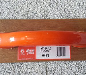 Wood Floats