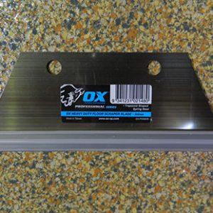 OX Pro H/D Floor Scraper Replacement Blade
