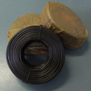 Tie wire coil