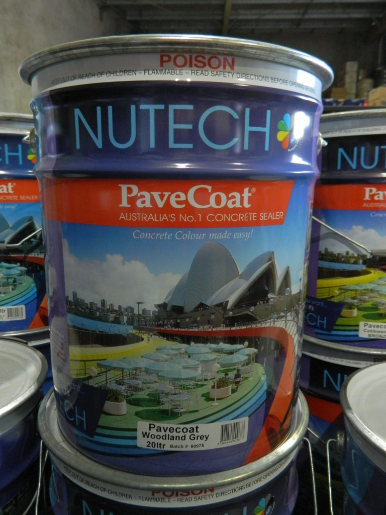 Nutech PaveCoat Coloured Sealer