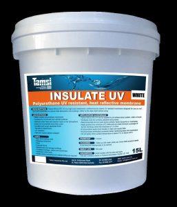 Tamsi Insulate UV, Roof membrane