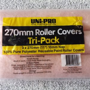 270mm Roller Sleeves 3xPack
