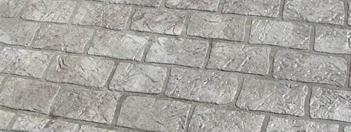 Cobble Brick Stencil