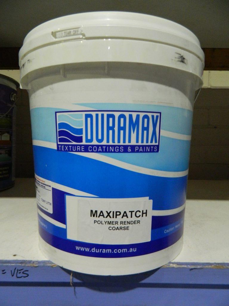 Duramax Maxipatch