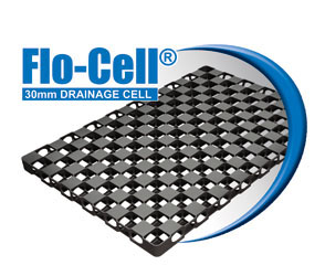 Flo-Cell® Drainage Cell 30mm